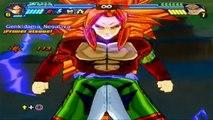 DBZ Budokai Tenkaichi 3 | Broly SSJ10 vs Trunks SSJ3, Vegeta SSJ3 Y Goku SSJ3 | Rare Mods