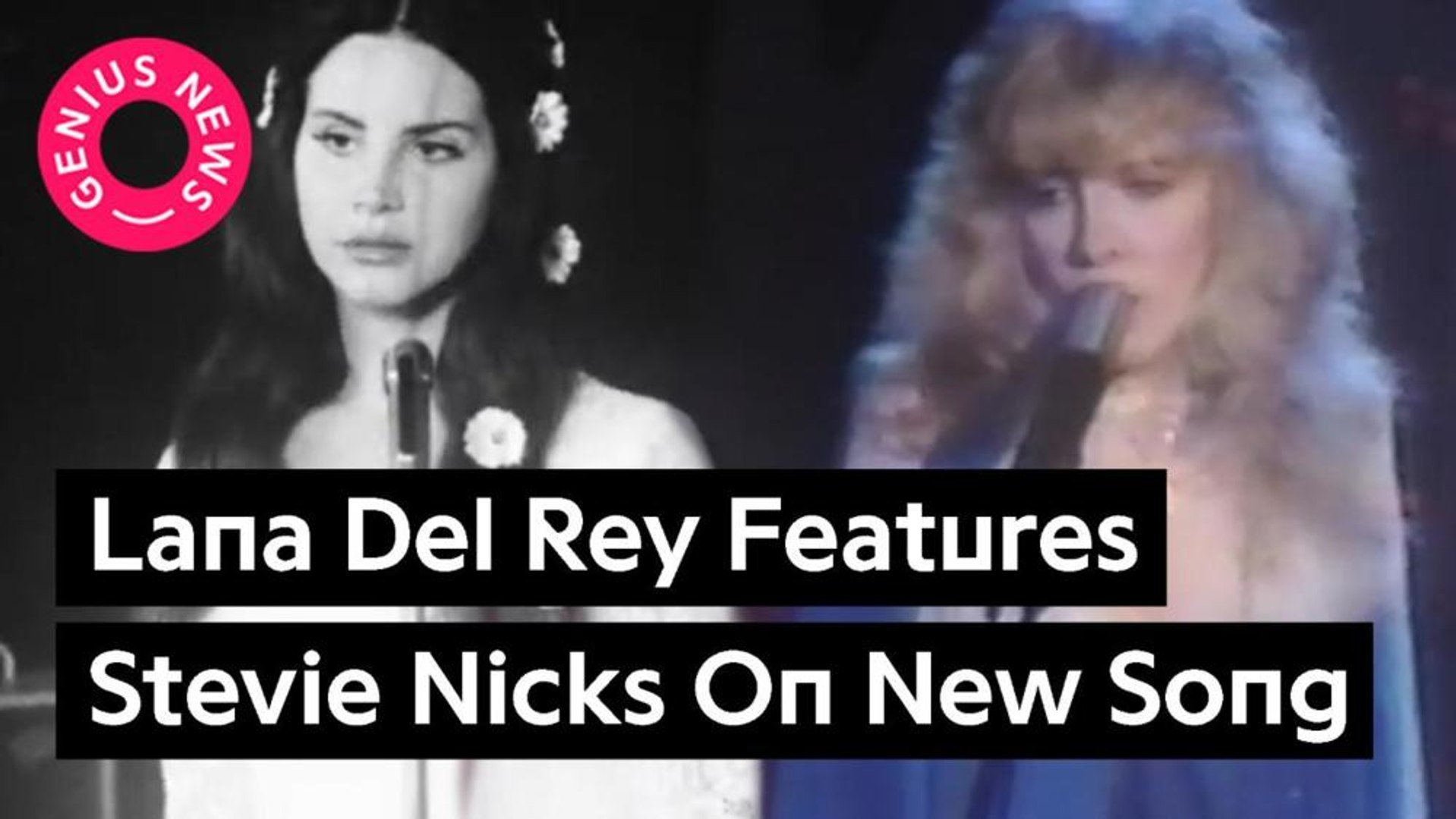 "Lana Del Rey & Stevie Nicks Talk About Their Problems On ""Beautiful People Beautiful Problems"""