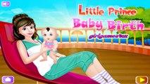 Permainan/Games Mengandung-Melahirkan-Hamil-Bayi Bayian-Play Little Prince Baby Birth Game