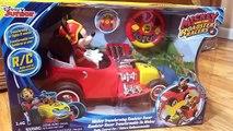 Et contrôle coureur coureurs éloigné le le le le la jouets transformation Rc mickey roadster roadster radio radio