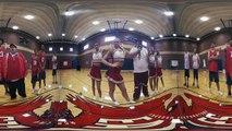 Detrás de danza escenas el Cheerleaders vs ballers