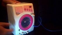Courbé par par illusion forme libre jouet la lessive Machine à circuit
