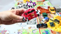Voiture jouets jouets jouets de natation Ttobot ttobot 14 13 robot de lensemble de Tobot お も ち ゃ