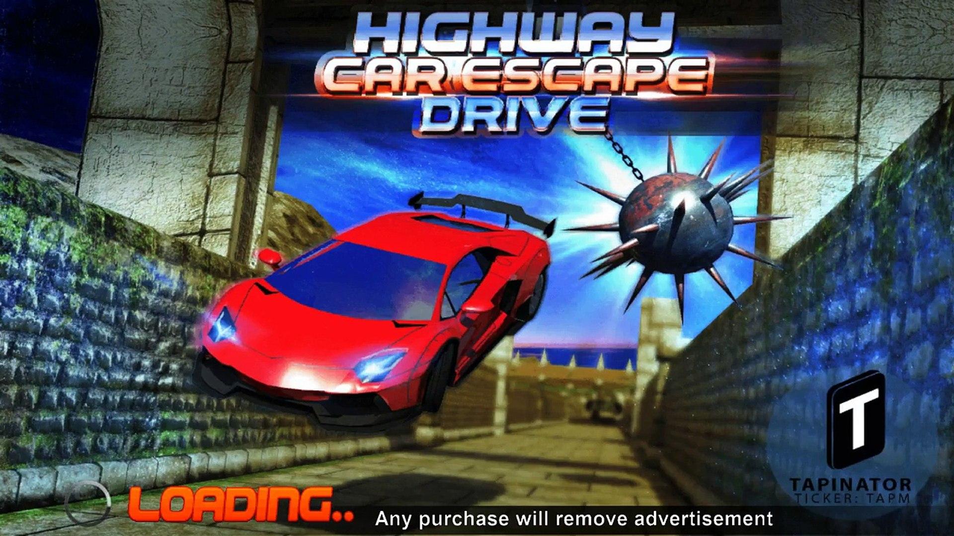 Шоссе автомобиль побег водить машину андроид Игры Hd h
