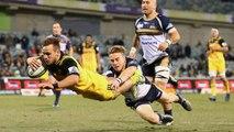 Résumé du Quart de finale du Super Rugby : Brumbies vs Hurricanes