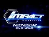Next Week IMPACT WRESTLING Moves To Wednesdays on Destination America