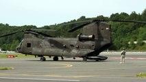 Chinook traducción espanol vieja escuela puesta en marcha Estados Unidos Ch-47 alabama 2006