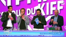Cyril Hanouna — TPMP : son jeu délirant avec Philippe Lacheau, Tarek Boudali et Julien Arruti