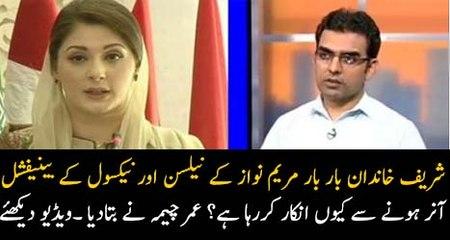 Why Sharif Family Again And Again Denying Beneficial Ownership of Maryam Nawaz Umar Cheema Analysis