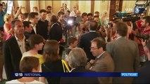 Politique : François Hollande sort du silence