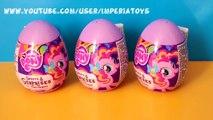 Bébé des œufs rafale géant coeur petit mon poney Princesse surprise, compilation CaDance shinin