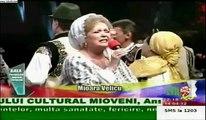 Gala Folclorului Autentic Romanesc - Zona Moldova - Mioara Velicu - Zi-i, Gheorghita, zi-i cu foc!
