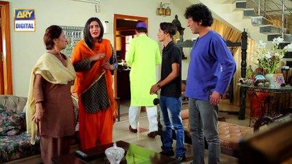 Dilli Walay Dularay Babu Ep 44 - 22nd July 2017 - ARY Digital Drama
