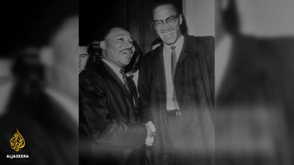 Malcolm X versus Martin Luther King Jr