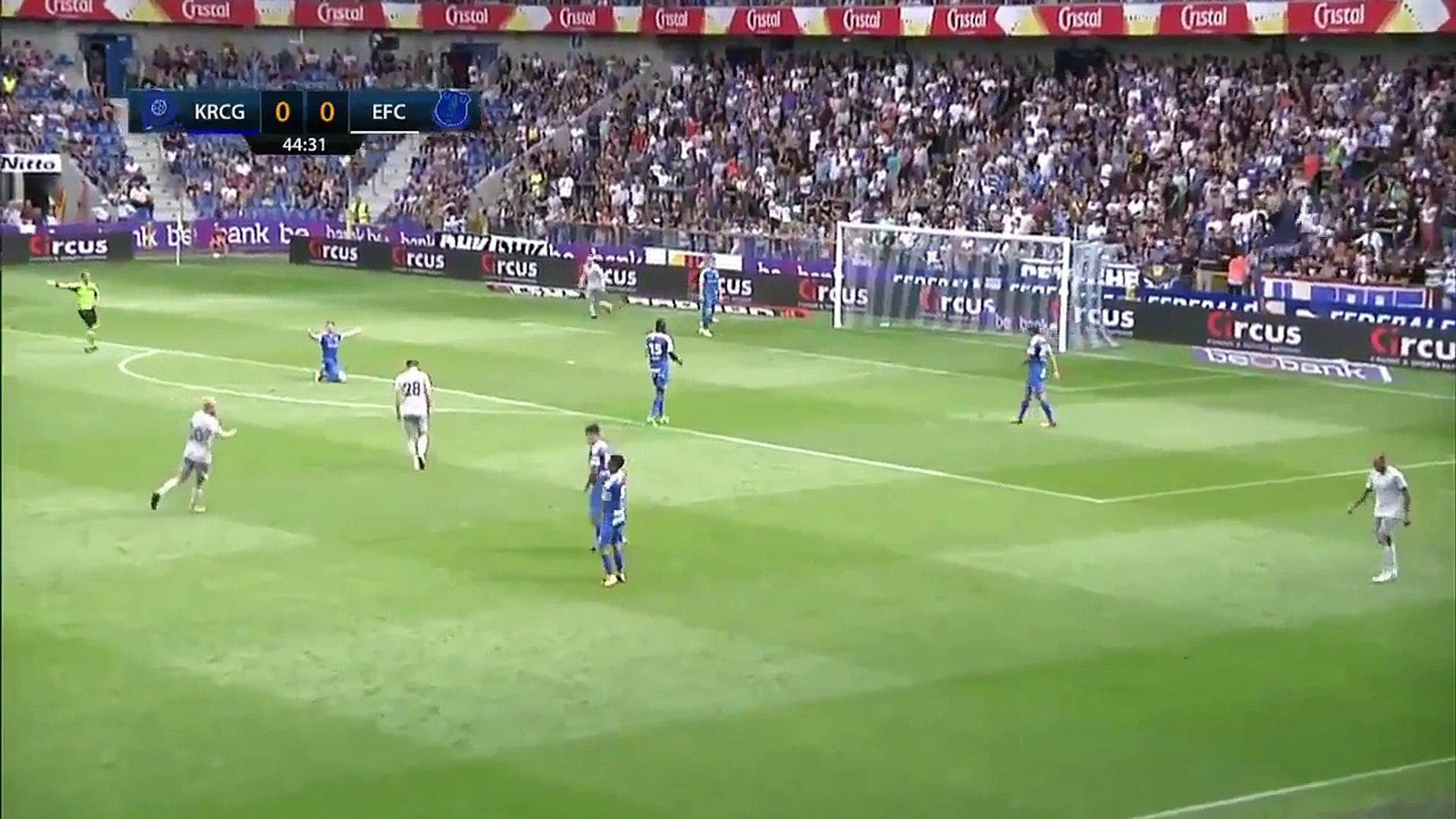 Wayne Rooney goal for Everton vs Genk - Friendly Match 22/07/2017