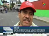 Enfrentamiento entre Marina de México y delincuentes deja 8 muertos
