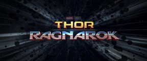 Thor : Ragnarok - Bande-Annonce 2 - VO