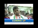 BBMP Elections: Hanumanthanagar BJP Candidate Campaigns From Door To Door