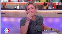 Anne-Sophie Lapix prise d'un gros fou rire ! - ZAPPING TÉLÉ BEST OF DU 24/08/2017