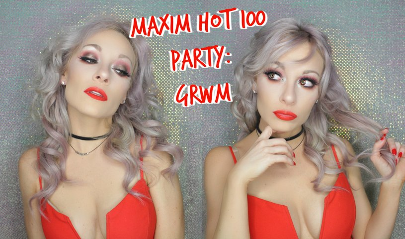 Maxim Party GRWM | MissYarmosh