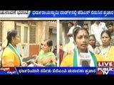 BBMP Elections: JDS Candidate Vanitha Jayashankar Starts Campaigning