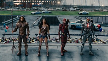 Justice League - Comic-Con 2017 Trailer | Batman-News.com