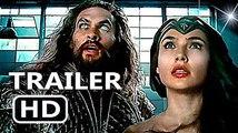 JUSTICE LEAGUE Official Comic Con Trailer #3 (2017) Ben Affleck, Gal Gadot DCEU Superhero Movie 2017
