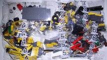 Construir Ciudad demolición sitio velocidad LEGO LEGO 60076