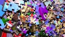 Des voitures Jeu des jeux enfants apprentissage puzzle jouets pixar disney puzzle 2