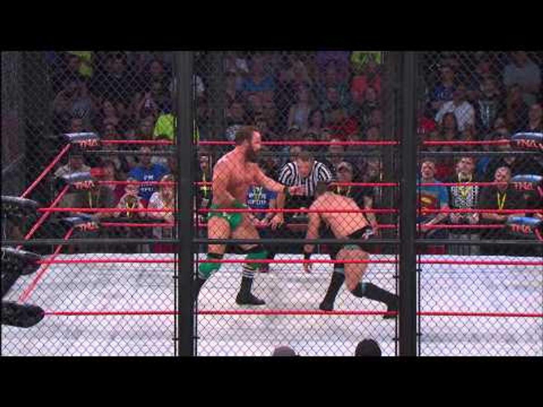 Slammiversary 2014: Bobby Roode vs Eric Young vs Austin Aries vs Lashley