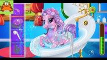Niños para historietas de dibujos animados sobre un poco de caballo princesa de los niños multfil interesante