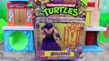 Teenage Mutant Ninja Turtles Classic Vintage Raphael 1988 Toy vs TMNT Raph Fighting Review