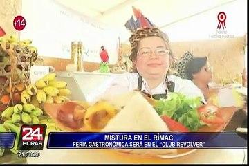 Mistura: ¿Qué piensan los vecinos del Rímac sobre la feria gastronómica?