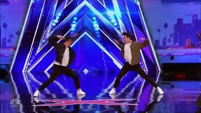 Americas Most TALENTED Twins! The Edward Brothers on Americas Got Talent 2017