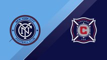 Highlights: New York City FC vs. Chicago Fire | 22.07.17