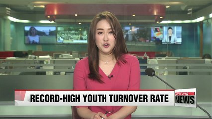 Youth job turnover rate hit record-high in May