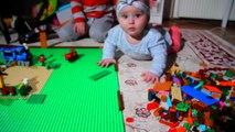 Et bébé voiture des voitures créateur amis dans enfants rouge homme araignée Thomas gertit gloria lego