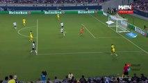 Trapp vs Tottenham avec deux erreurs monumentales