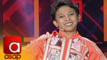 ASAP: Awra Briguela performs 'Kembot' and 'Clap clap clap Awra'