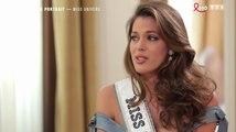 Les larmes d'Iris Mittenaere (Miss Univers) - ZAPPING PEOPLE BEST OF DU 02/08/2017