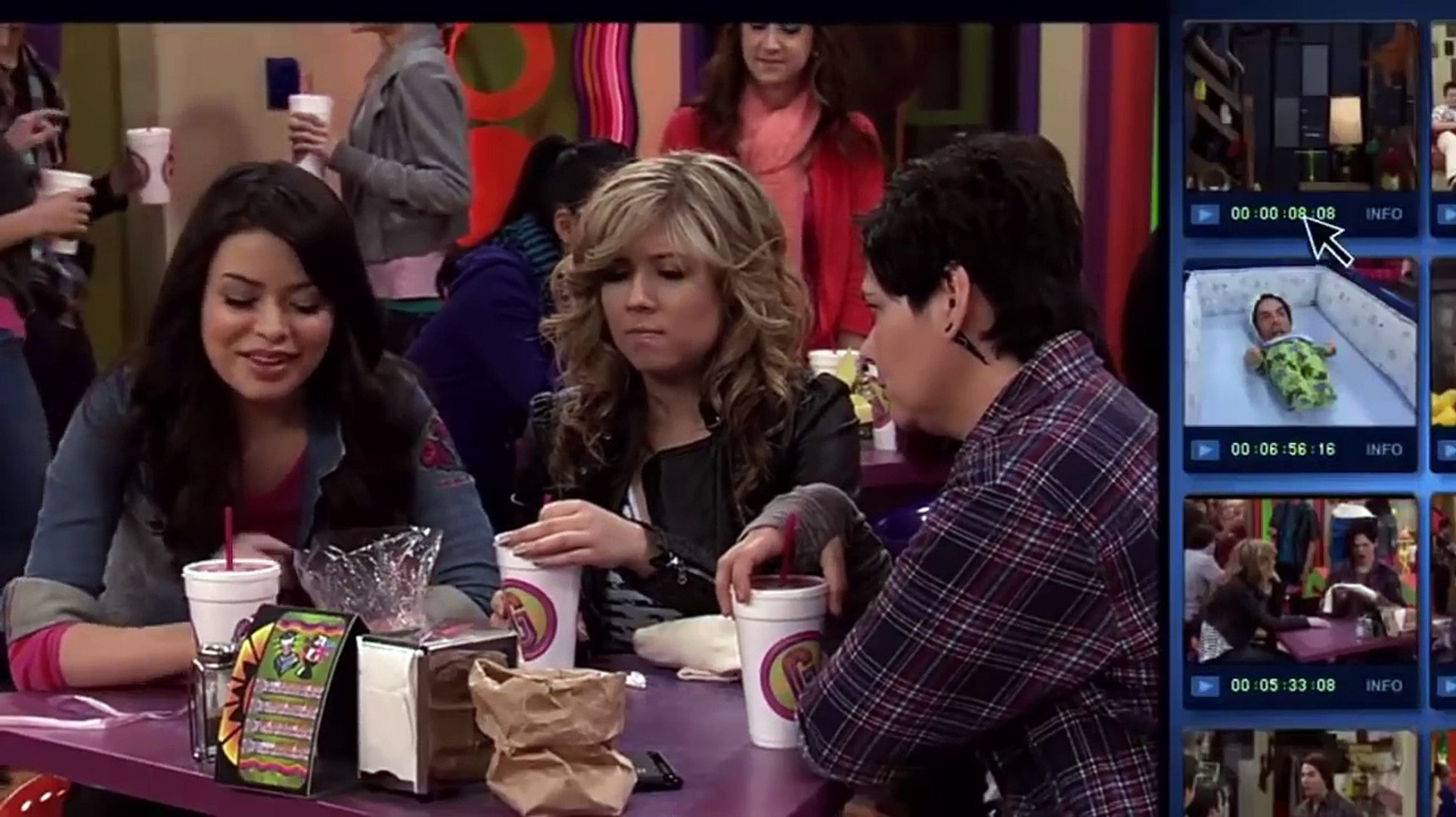 iCarly S06 Ep 10 iRescue Carly