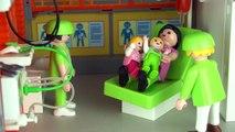 5 ARTEN von Ärzten! Playmobil Film deutsch | Beim Arzt, im Krankenhaus und der Kinderklini