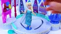 Et poupées elsa gelé de la glace dans Nouveau patinoire patinage jouets avec Playset magiclip hans surprise sn
