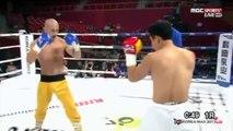 SHAOLIN MONK VS TAEKWONDO FIGHTER! - MMA Mixed Martial Arts Fight Fighting