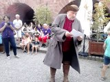2 em festival d'histoire vivante de la citadelle de Belfort, Pour ceux qui on manquer ce samedi reste aujourd'hui dimanche, au c½ur du château de Belfort ,reconstitution d'une arrestation d'un voleur d'étain par les gendarmes républicains,