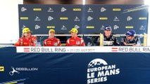 4 Hours of the Red Bull Ring: LMP3 and LMGTE Winners press conference