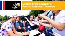Le Besto of du maillot à pois Carrefour - Étape 21 - Tour de France 2017