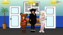 Johny Johny Yes Papa Nursery Rhymes & Kids Songs with Bad Baby