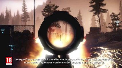 Tom Clancy's Ghost Recon : Wildlands : Aperçu du mode PvP Ghost War VOSTFR