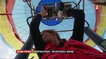 Montgolfières : le spectacle du Mondial Air Ballons à Chambley